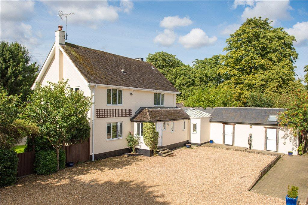 5 Bedrooms Detached House for sale in Thistley Lane, Gosmore, Hitchin, Hertfordshire