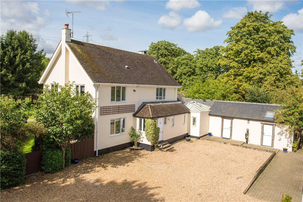 5 Bedrooms Barn Conversion Character Property for sale in House Barn, Thistley Lane, Gosmore Hitchin, Hertfordshire