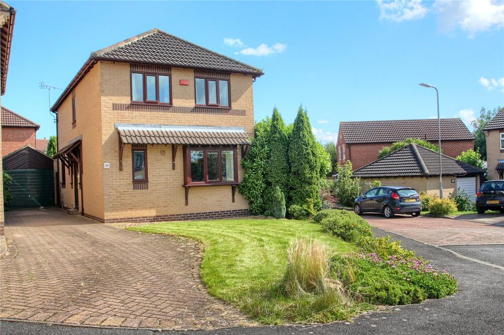 3 Bedrooms Detached House for sale in Weare Grove, Stillington