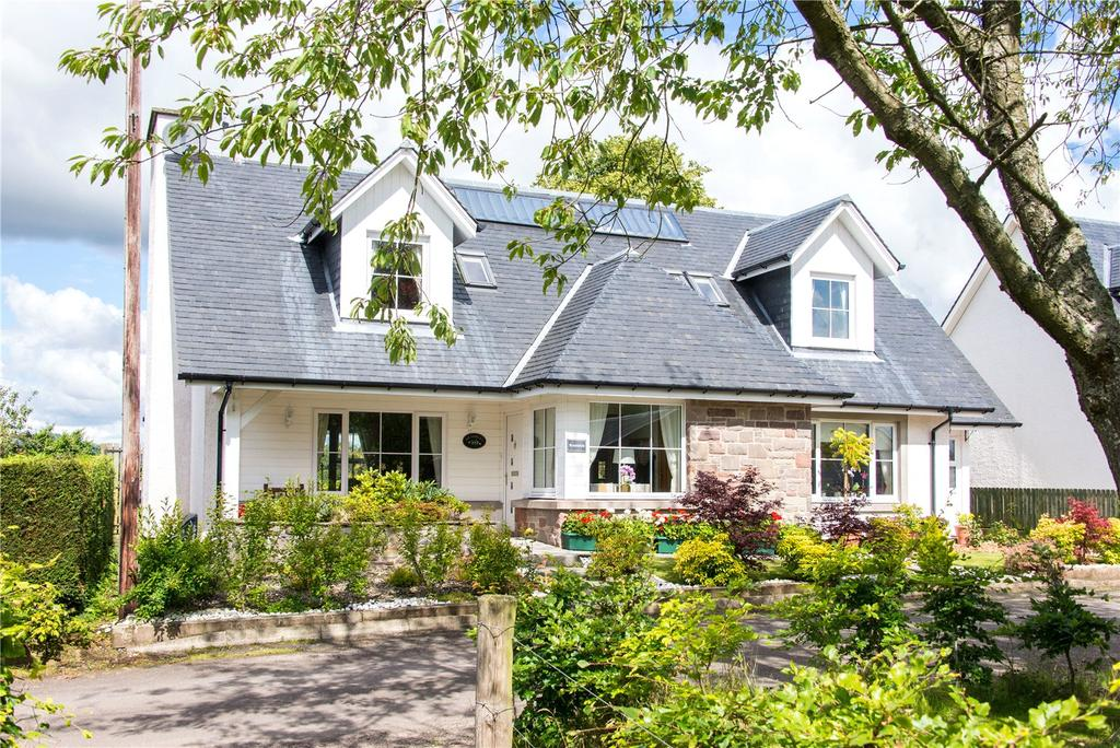 3 Bedrooms Detached House for sale in Brambles, St. Davids, Madderty, Crieff, PH7