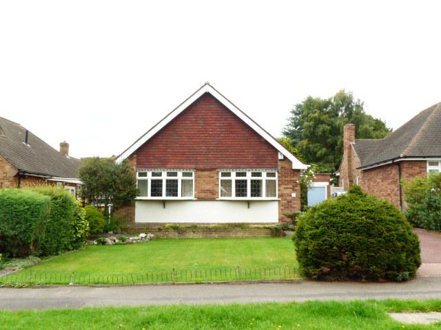 2 Bedrooms Detached Bungalow for sale in Egerton Road,Streetly,Sutton Coldfield