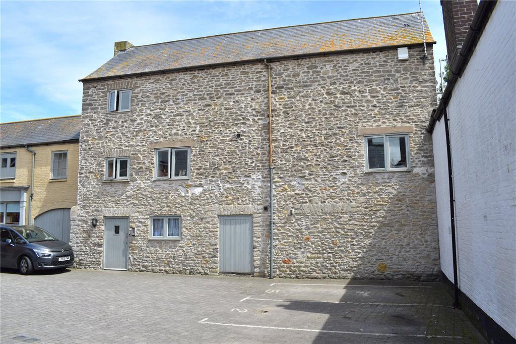 3 Bedrooms Flat for sale in Brydian Mews, West Street, Bridport, Dorset