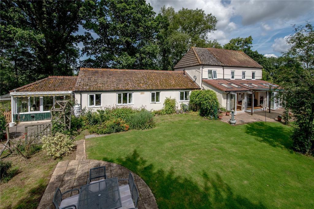 6 Bedrooms Detached House for sale in Norton Fitzwarren, Taunton, Somerset