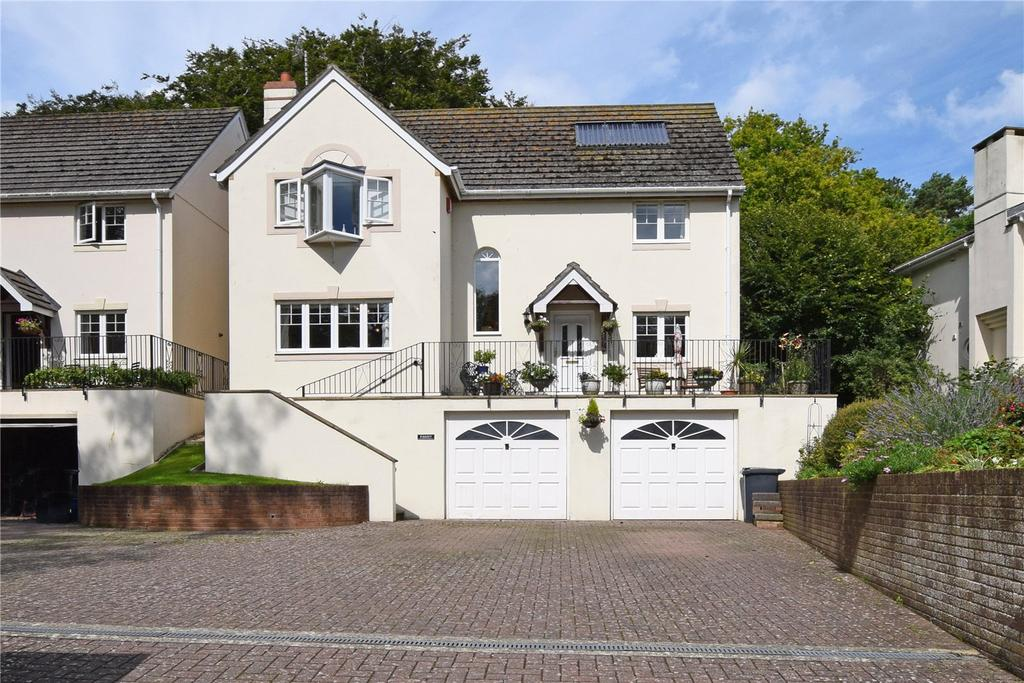 4 Bedrooms Detached House for sale in Old Beer Road, Seaton, Devon