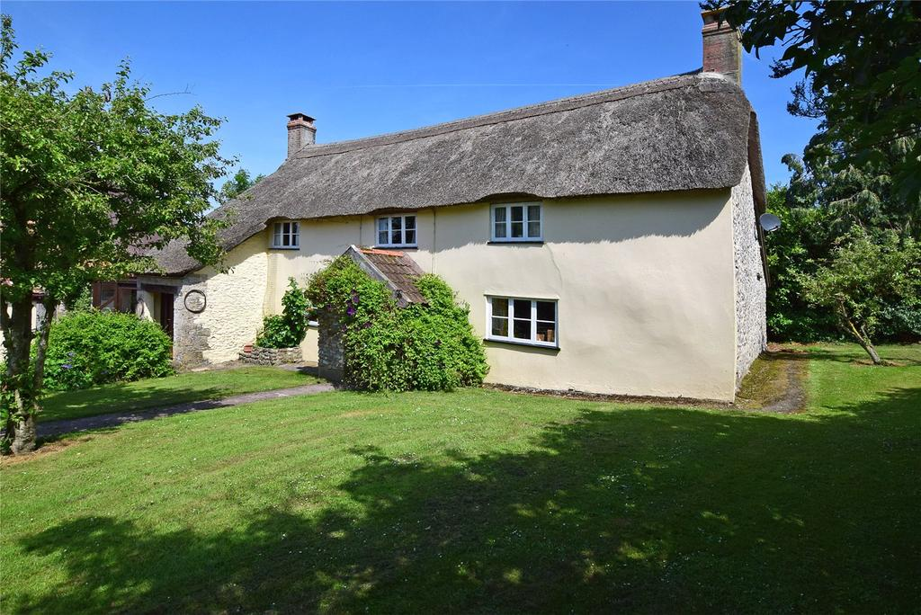 3 Bedrooms Detached House for sale in Yarcombe, Honiton, Devon