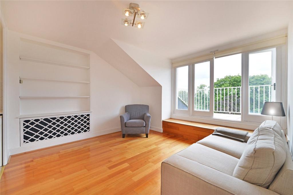 1 Bedroom Flat for sale in Upper Park Road, Belsize Park, London