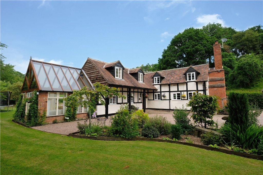 3 Bedrooms Detached House for sale in Whitbourne, Worcester, WR6