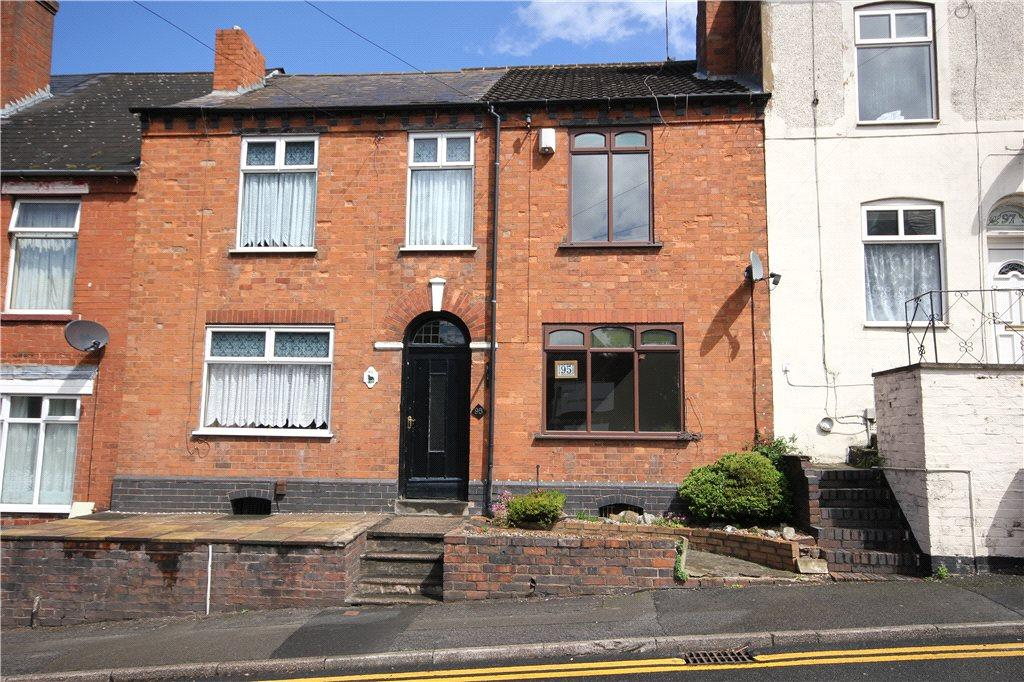 2 Bedrooms Terraced House for sale in Cemetery Road, Stourbridge, West Midlands, DY9
