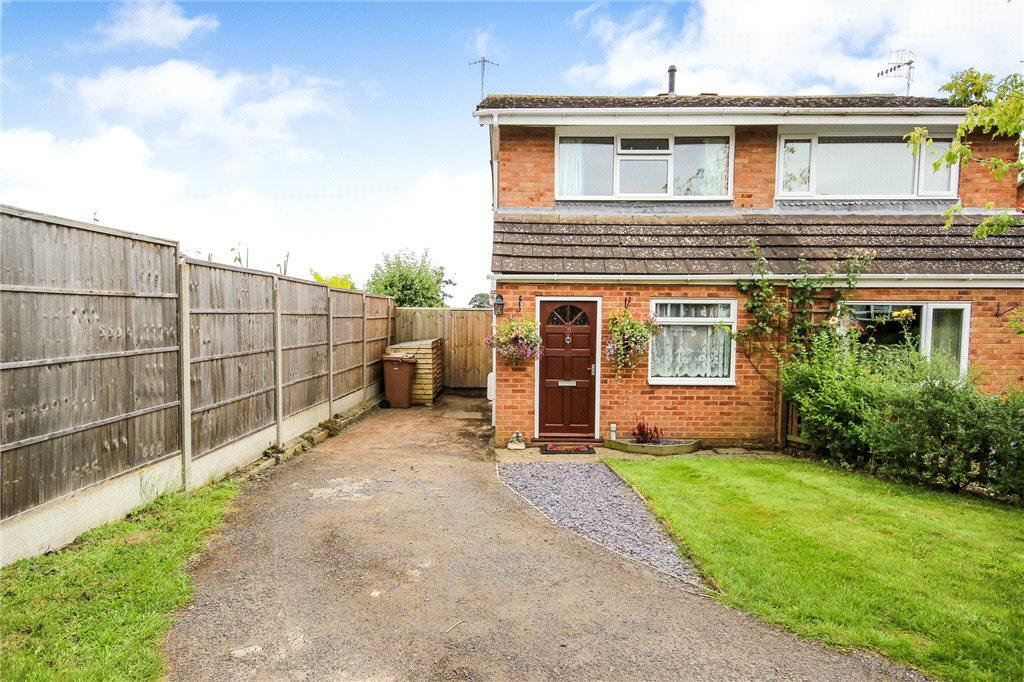 2 Bedrooms Semi Detached House for sale in Hill Close, Pershore, Worcestershire, WR10
