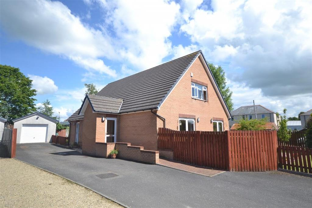 4 Bedrooms Detached Villa House for sale in 2 Braefoot, Annbank, KA6 5EH