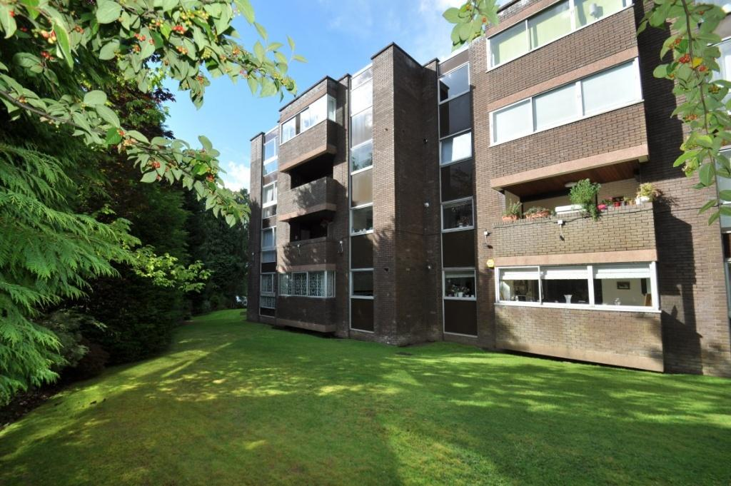 2 Bedrooms Flat for sale in 17E Mains Avenue, Giffnock, G46 6QY