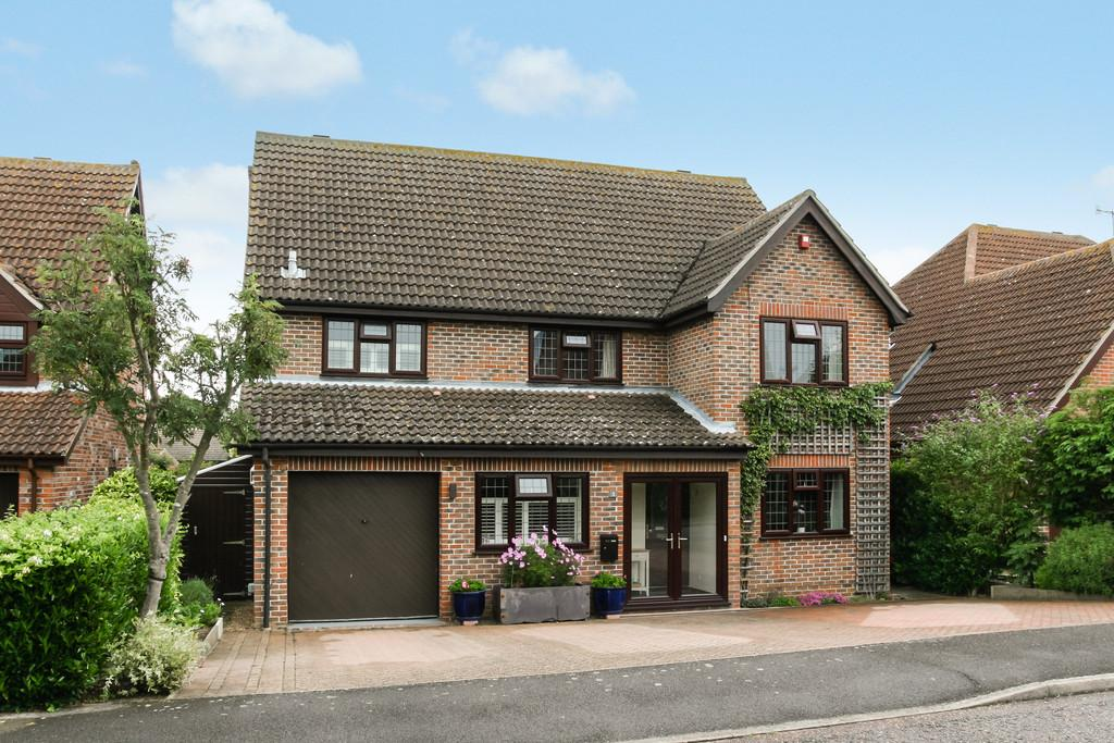 5 Bedrooms Detached House for sale in Wickham Market, Nr Woodbridge