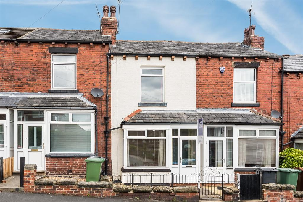 2 Bedrooms Terraced House for sale in Springfield Mount, Horsforth, Leeds