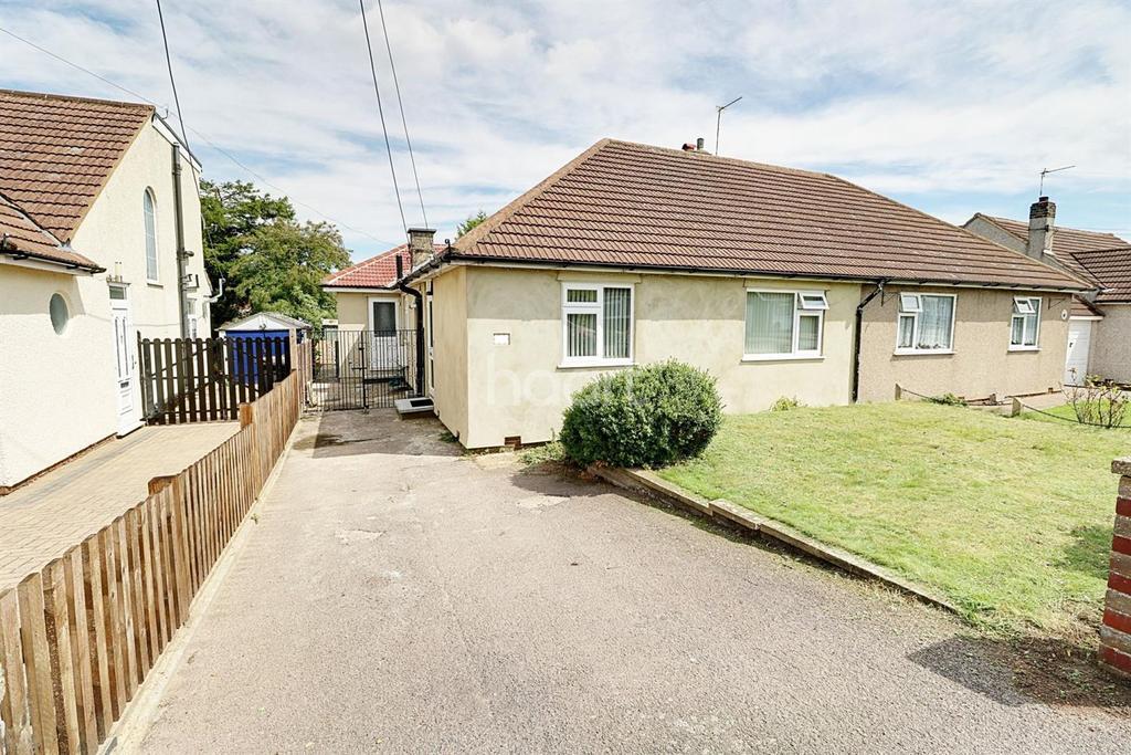 3 Bedrooms Bungalow for sale in Ethelbert Road, Dartford, DA2