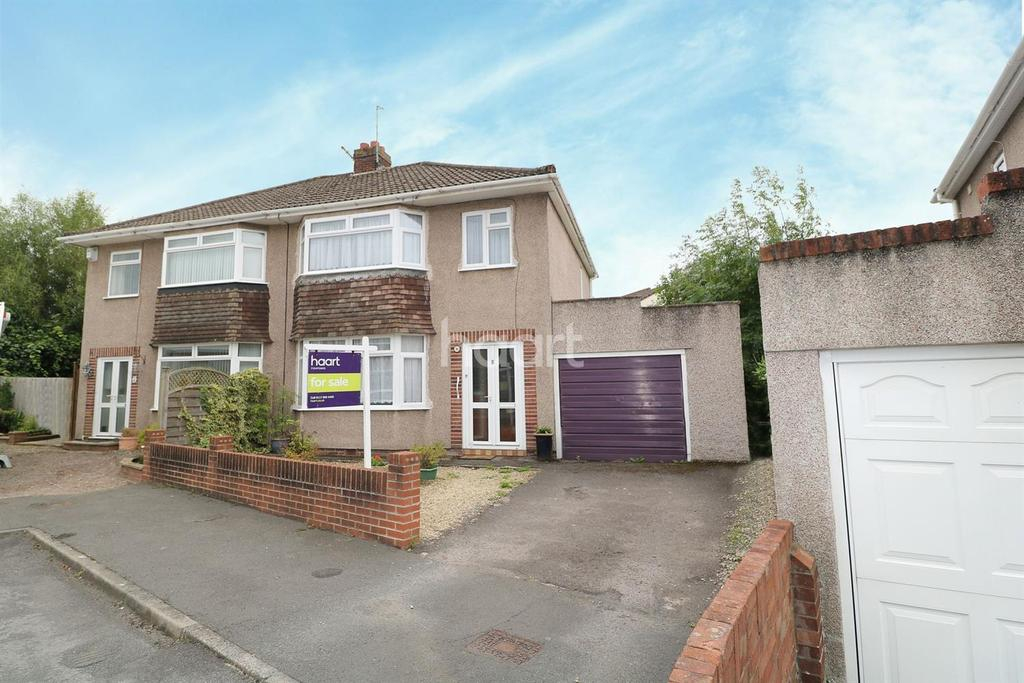 3 Bedrooms Semi Detached House for sale in Kendall Gardens