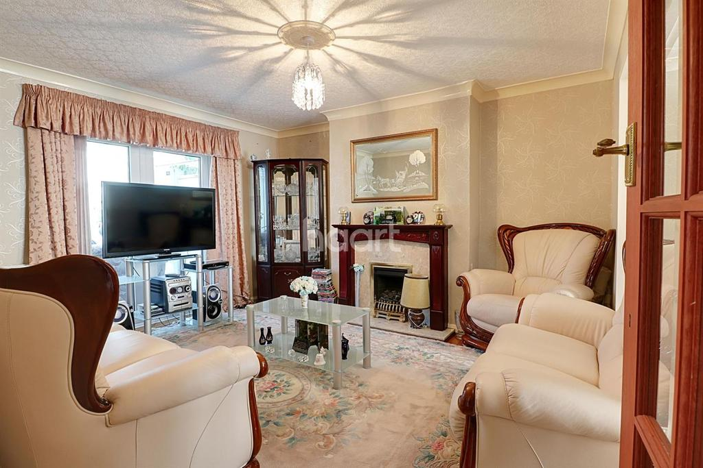 4 Bedrooms Semi Detached House for sale in Northolt