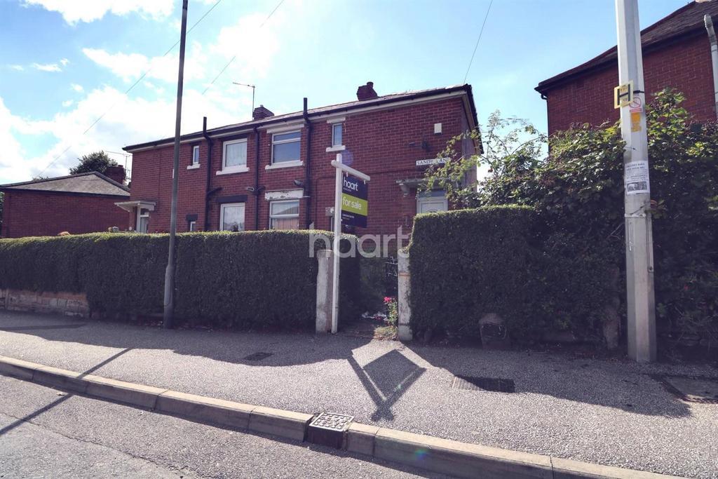 2 Bedrooms Semi Detached House for sale in Sandy Lane, Belle Vue, Doncaster