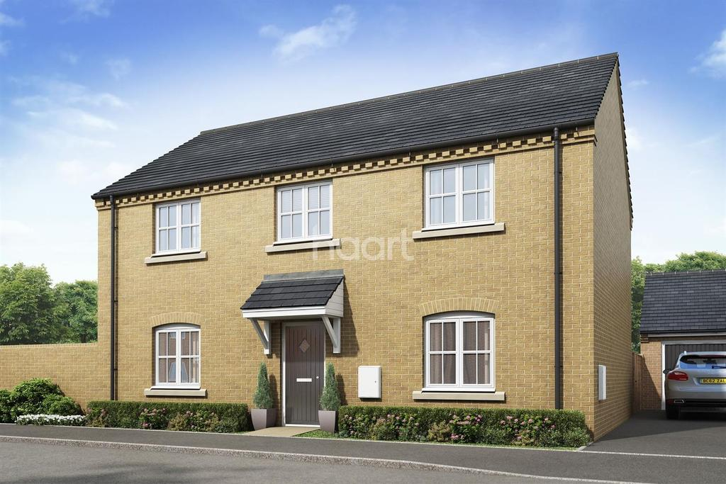 4 Bedrooms Detached House for sale in The Heights, Newark