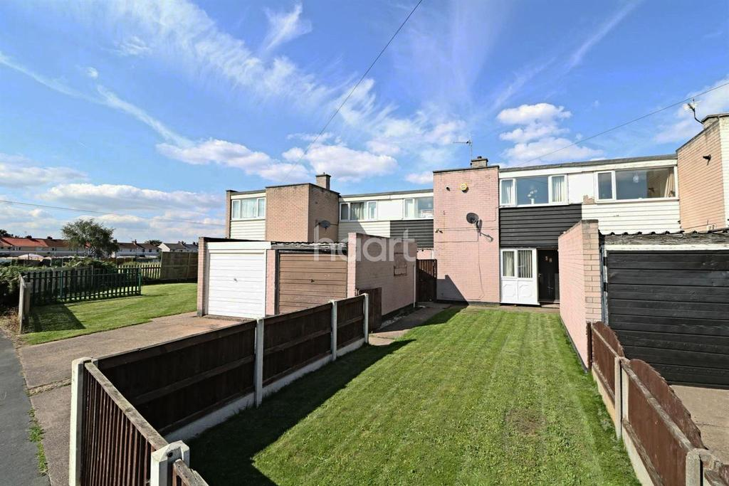 3 Bedrooms End Of Terrace House for sale in Canterbury Road, Dunscroft
