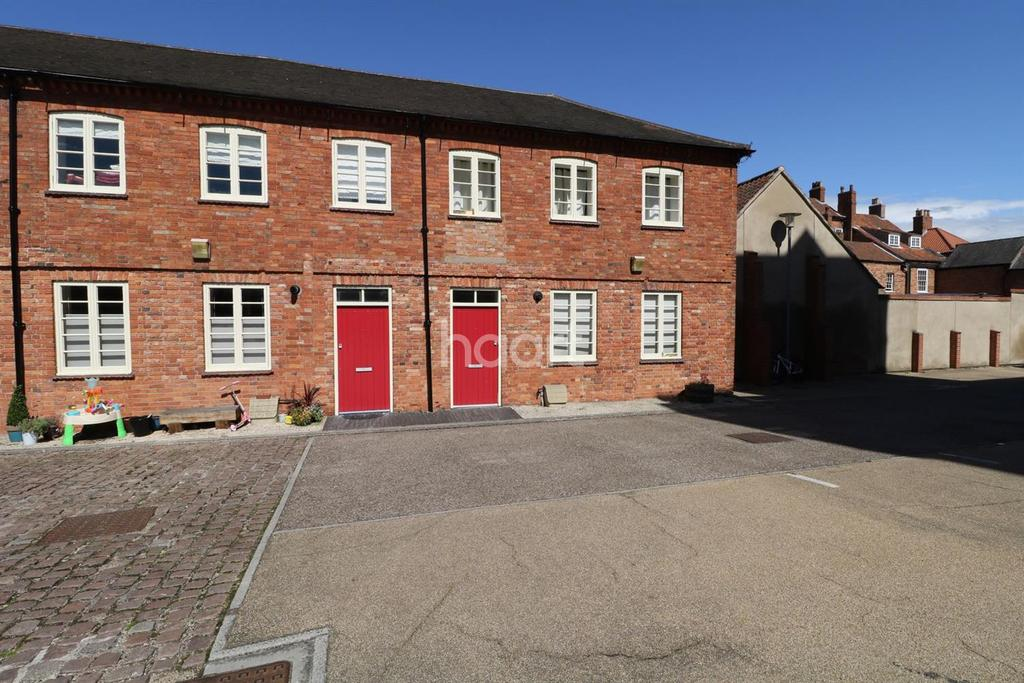 2 Bedrooms Terraced House for sale in The Malthouse, Newark