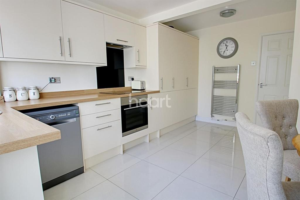 4 Bedrooms End Of Terrace House for sale in Hyde Green South, Shephall, Stevenage