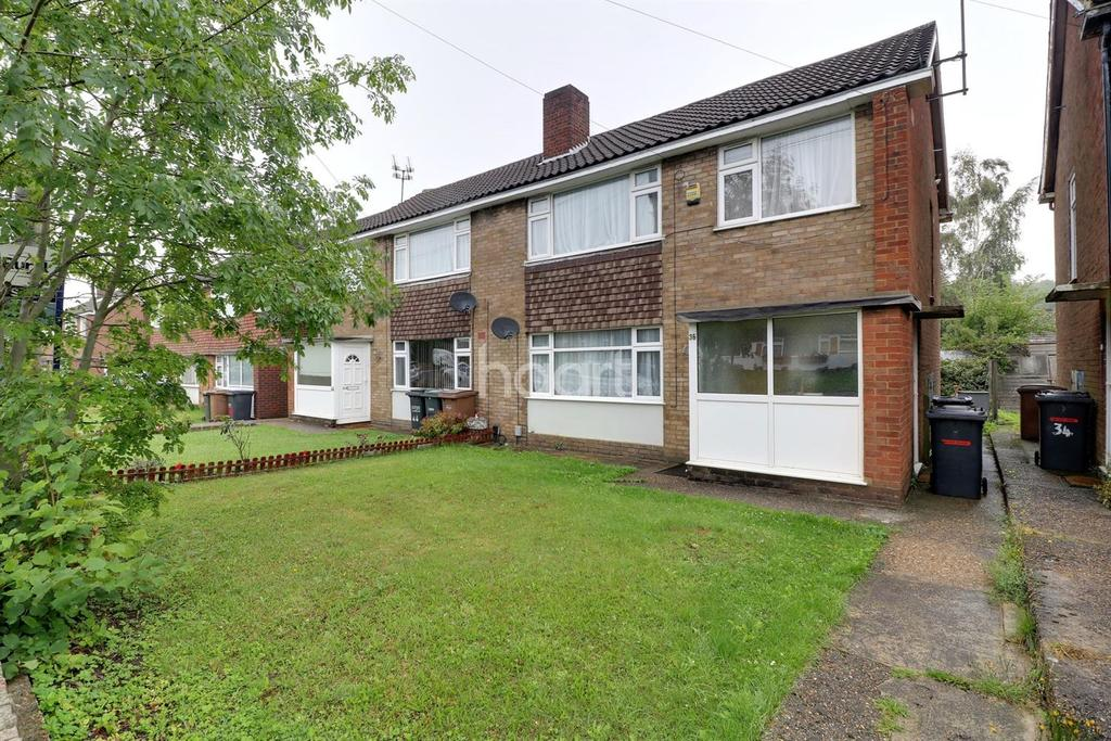 1 Bedroom Maisonette Flat for sale in Get In On The Ground Floor In Stopsley Catchment