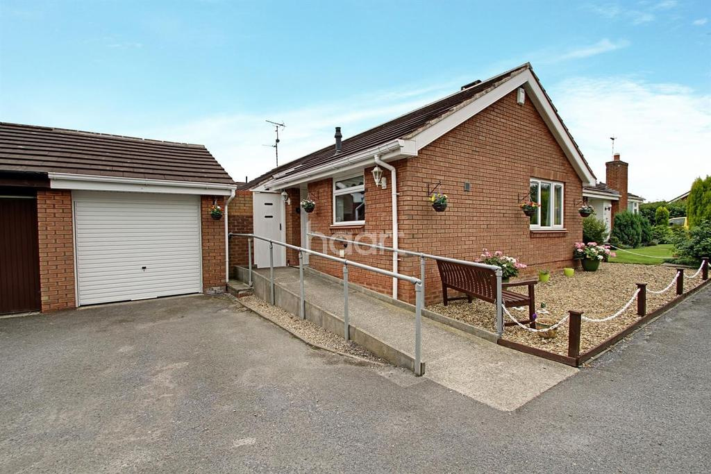 2 Bedrooms Bungalow for sale in Peregrine Rise, Anstey Heights, Leicester