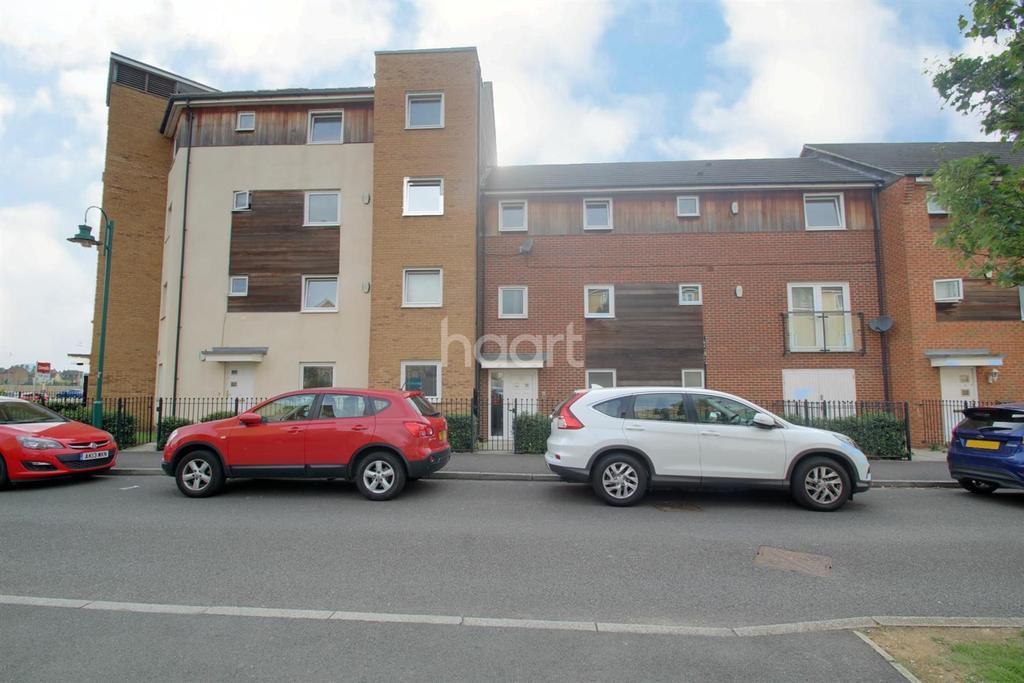 1 Bedroom Flat for sale in Hampton Centre, Peterborough
