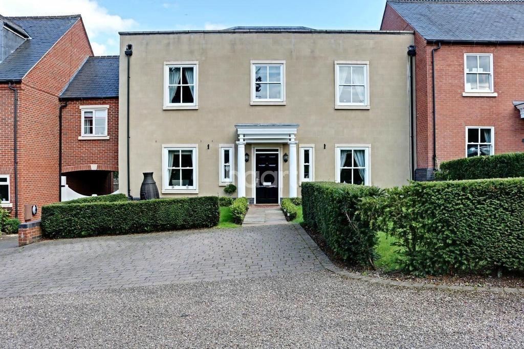 5 Bedrooms Terraced House for sale in Clifton Hall Drive, Clifton Village, Nottingham