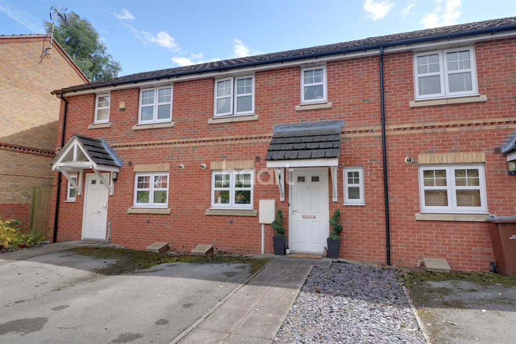 2 Bedrooms Terraced House for sale in Melbourne Court, Aspley