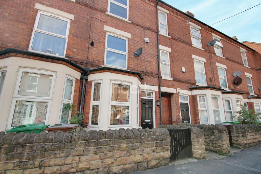 3 Bedrooms Terraced House for sale in Wilford Crescent East, Meadows