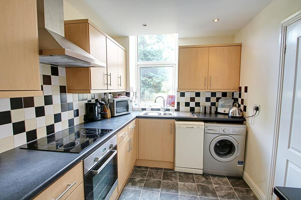2 Bedrooms Flat for sale in The Regent, Mapperley