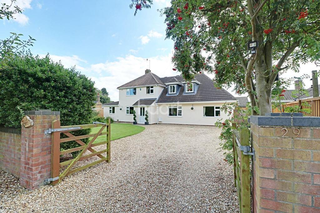 4 Bedrooms Detached House for sale in Red Hall Lane, Bracebridge Heath