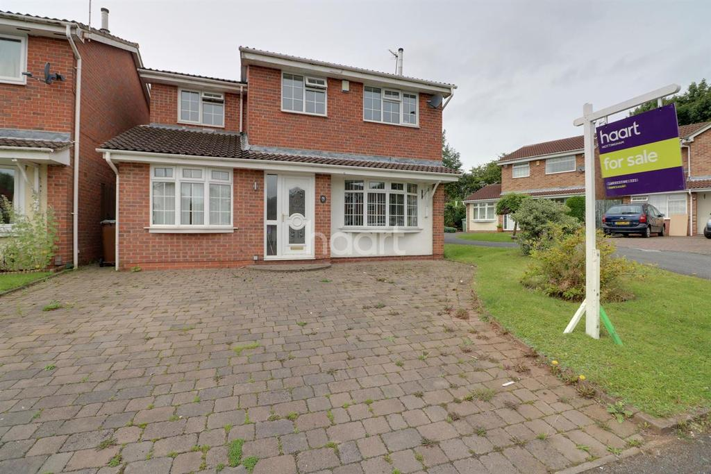 4 Bedrooms Detached House for sale in York Drive, Strelley