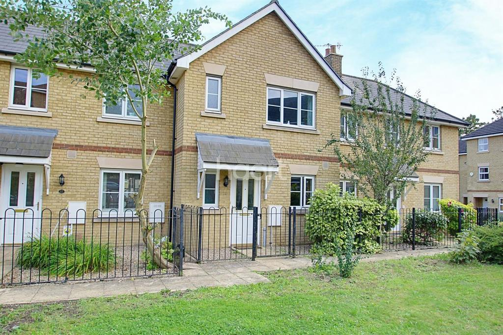 2 Bedrooms Terraced House for sale in Rowan Place