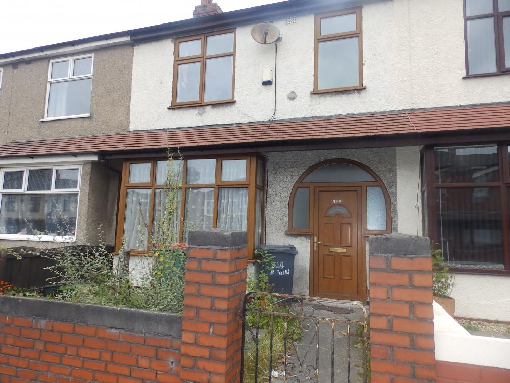 3 Bedrooms Terraced House for sale in Blackpool Road, Preston, PR2