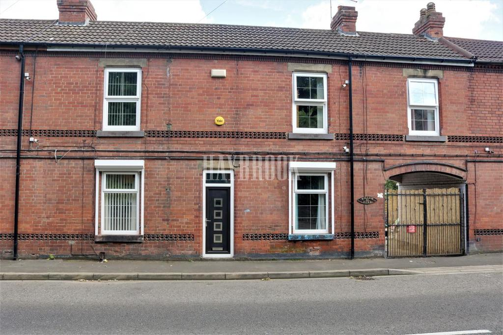 3 Bedrooms Terraced House for sale in Low Road, Conisbrough