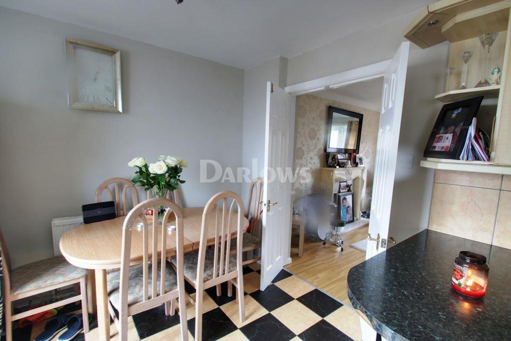 3 Bedrooms End Of Terrace House for sale in Harlech Drive, Merthyr Tydfil