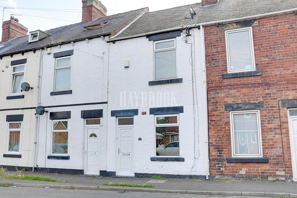 2 Bedrooms Terraced House for sale in Edward Street, Wombwell