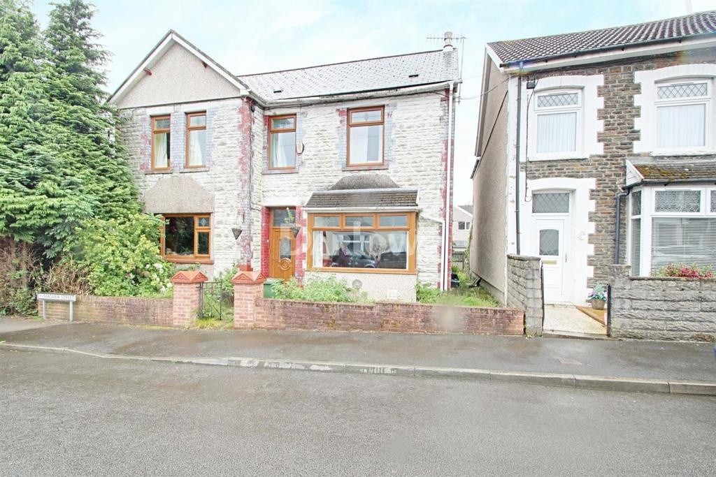 5 Bedrooms Detached House for sale in Niagra Street,Treforest