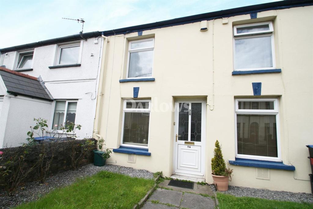 3 Bedrooms Terraced House for sale in Beaufort Hill, Beaufort, Ebbw Vale, Blaenau Gwent