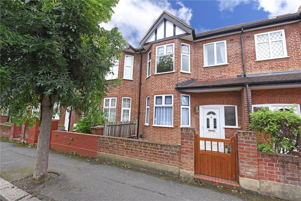 3 Bedrooms Terraced House for sale in Stuart Road, Wimbledon Park, London, SW19