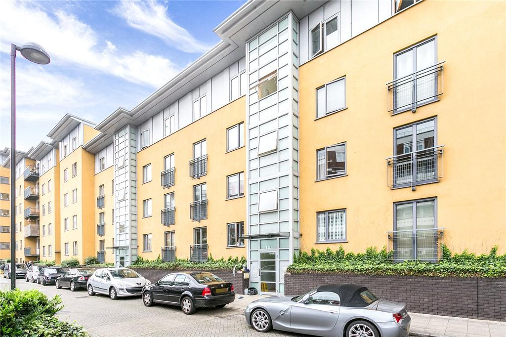 2 Bedrooms Flat for sale in Nichols Court, 10 Cremer Street, London, E2