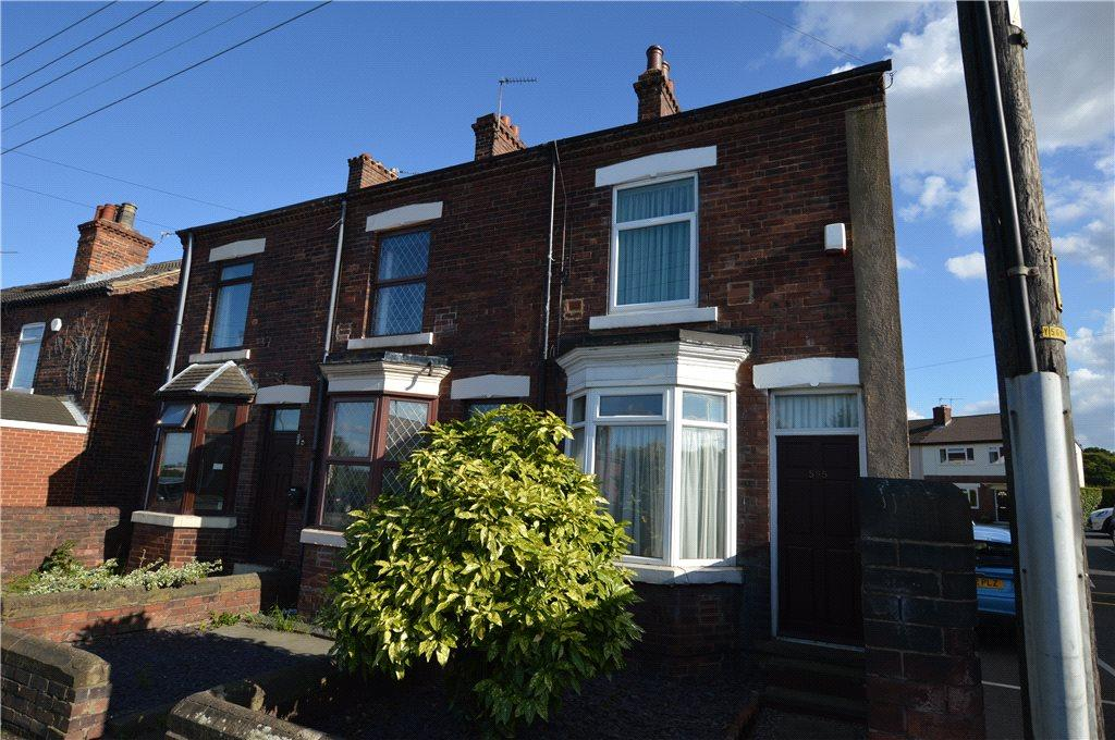 3 Bedrooms Terraced House for sale in Denby Dale Road, Calder Grove, Wakefield, West Yorkshire