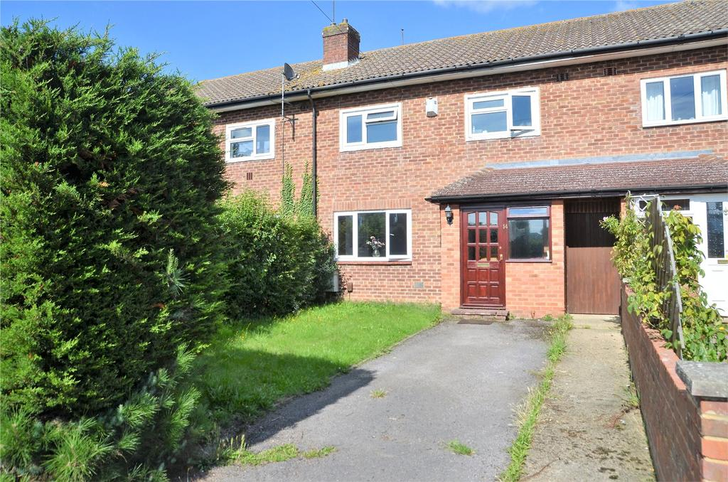 3 Bedrooms Terraced House for sale in The Crescent, Theale, Reading, Berkshire, RG7