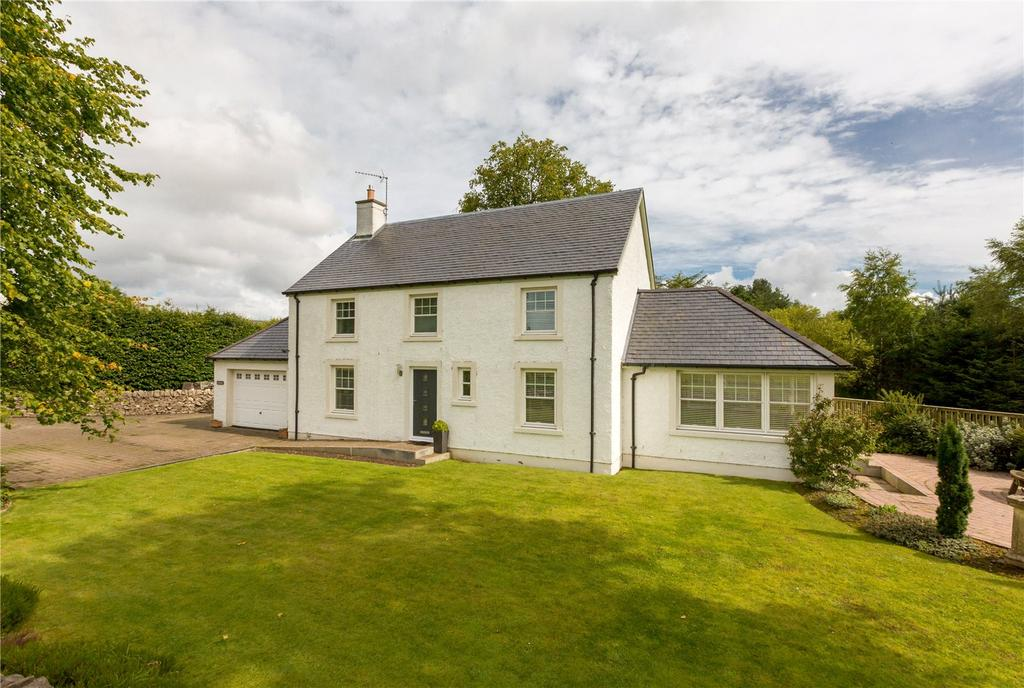 4 Bedrooms Detached House for sale in Cairnburn, Station Road, West Linton, Peeblesshire