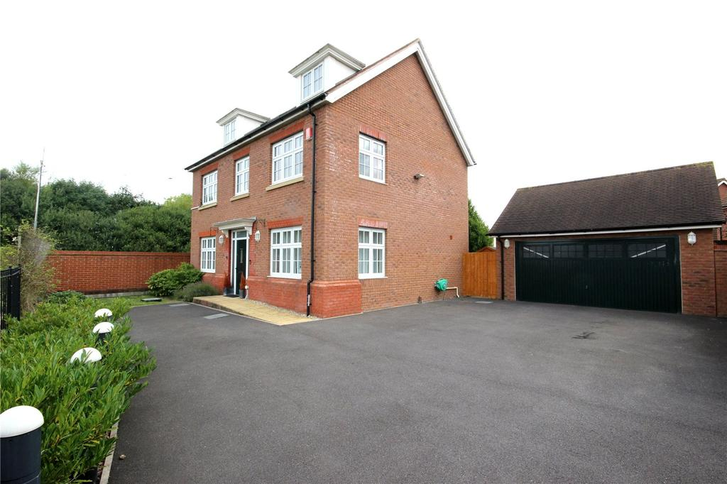 6 Bedrooms Detached House for sale in Barn Copsie, Cheswick Village, Bristol, BS16