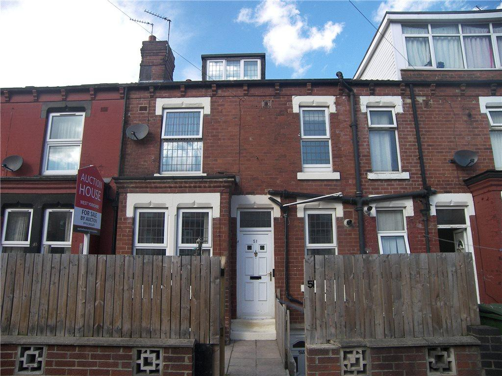 3 Bedrooms Terraced House for sale in  51A Sutherland Mount, Leeds, West Yorkshire