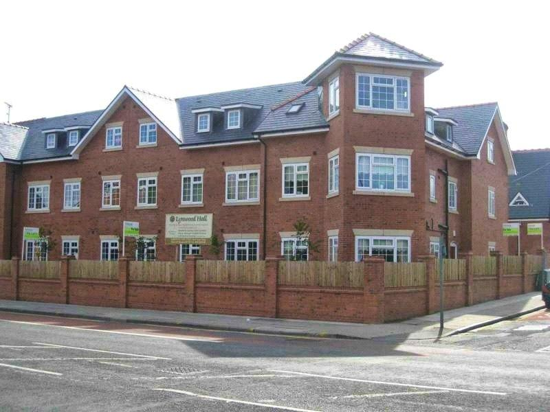 2 Bedrooms Retirement Property for sale in Lynwood Hall, Walton, L9