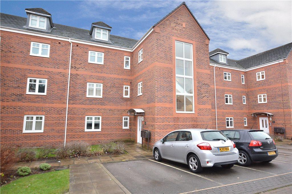 2 Bedrooms Apartment Flat for sale in Brackenhurst Place, Moortown, Leeds, West Yorkshire